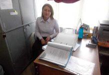 Ana Bica în noul său birou