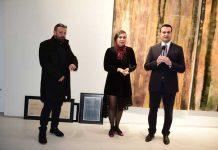 Arh. Ştefan Paskucz, Laura Ghinea şi Cătălin Cherecheş