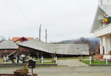 Capela bisericii din Şurdeşti, demolată în postul Crăciunului!4