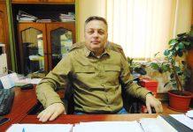 Vasile Mîrza - primarul comunei Rozavlea