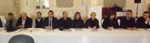 Delegaţi din stânga Tisei