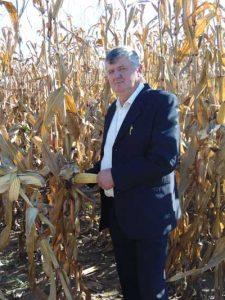 Ionel Cozmuţa - fermier din zona Şomcuta Mare