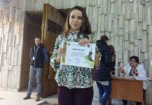 Daiana Ghita premiată de CJ la Gala Sportului