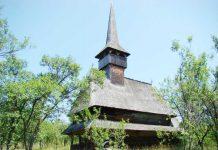 """Biserica ,,Intrarea Maicii Domnului în biserică"""" din Bârsana"""