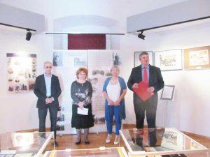 Constantin Băjenaru, Melinda Mitu, Elena Pleniceanu şi Marius Câmpeanu