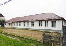 Şcoala din centru de comună a fost reabilitată