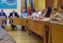 Şedinţă a comisiei judeţene de fond funciar