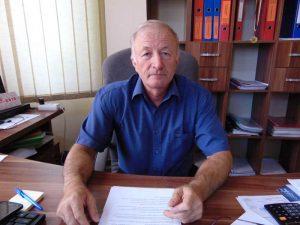 Gheorghe Tinc - fermier din zona Mireş