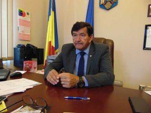 Horia Scubli - primarul municipiului Sighetu Marmaţiei
