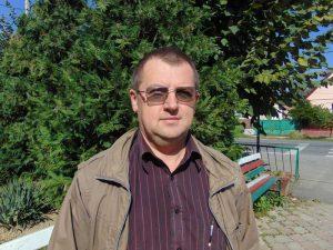 Viceprimarul comunei,  Mihai Rudolf Lemak