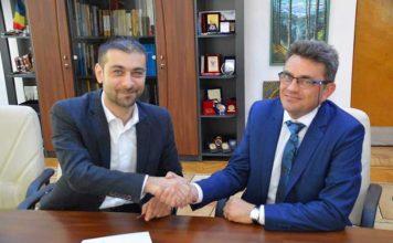 Gabriel Zetea şi Ovidiu Ignat