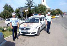 Agenţii de poliţie Călin Pop şi Dionisie Baic