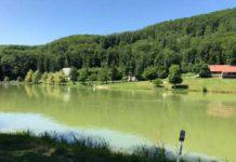 Lacul Nistru - o zonă turistică arhicunoscută