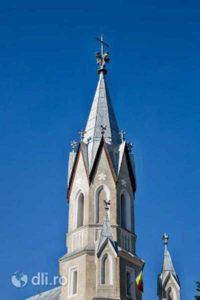 Biserica cu hramul  Adormirea Maicii Domnului din Sighet (sec. XIX)