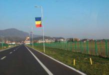 Fâşia de teren pentru care s-a iniţiat proiectul de lege