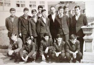 Colegii de clasă la liceu, 1968
