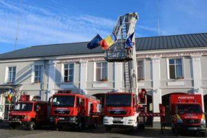 Sediul Inspectoratului pentru Situaţii de Urgenţă Maramureş