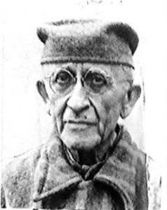 Episcopul dr. Alexandru Rusu, în închisoare