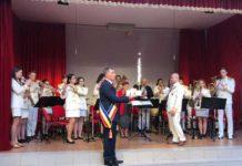 Concertul aniversar desfăşurat la Casa Orăşenească de Cultură Tăuţii-Măgherăuş