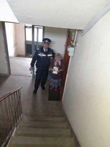 În Târgu Lăpuş • Prevenirea furturilor din locuinţe