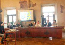 Delegaţia din Săcălăşeni în Italia
