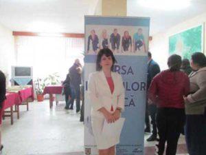 Oana Oşanu, directorul executiv al AJOFM
