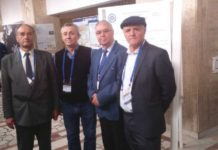 Vasile Năsui, Vasile Hotea, Constantin Marin Antohi (preşedintele SIR) şi Ştefan Marinca