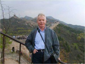 Pe Marele Zid Chinezesc, Beijing 2008