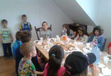 Copiii sunt educaţi să mănânce sănătos