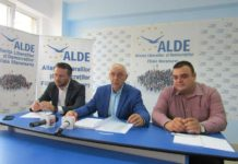 Ciprian Rogojan, Cristian Anghel şi Răzvan Birişan