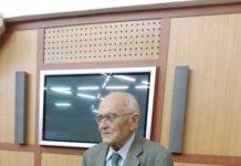 Geologul Andrei Götz la 95 de ani