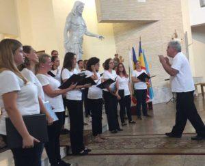 Locul I şi Trofeul Liviu Borlan - Corul Vox Antiqua, Ungaria