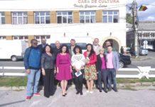 Participanţi la întîlnirea de la Tg. Lăpuş