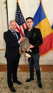 Ioan Doru Dăncuș şi Michael Dolha
