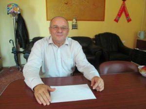 Ovidiu Morar,  directorul Agenției de Plăți și Inspecție Socială Maramureș
