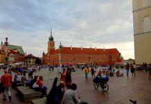 Varşovia - Piaţa Palatului Regal