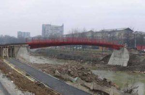 În perioada construcţiei