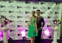 Adrian Pop & Anca Dunca locul 1 la Şomcuta Mare