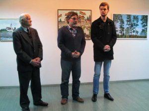 Gheorghe Indrecan, Mihai Tirică şi Cristian Tepey