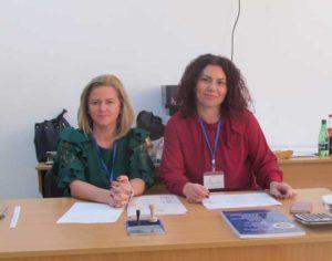 Cristina Andronic şi Raluca Ciurte