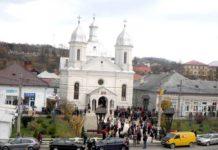 Părăznuirea Sf. Andrei în Tg. Lăpuș
