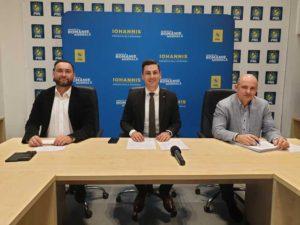 Cristian Niculescu Ţâgârlaş, Ionel Bogdan şi Călin Bota