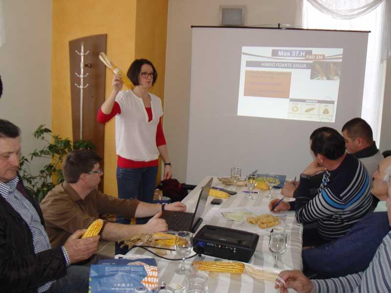 Instruire privind cultivarea porumbului hibrid