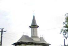 Biserica nouă din satul Suciu de Jos