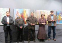 Adrian Chira, Bertalan Kovacs, Laura Ghinea, Ioan Anghel Negrean