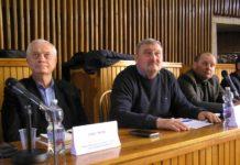 Virgil Țînțaș, Dorel Secară şi Nicolae Ungur