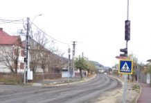 Semafoare care nu funcționează pe str. L. Rebreanu