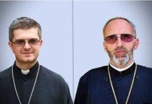 Părintele Cristian Dumitru Crișan şi părintele Călin Ioan Bot