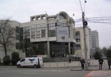 Palatul Justiţiei din Baia Mare (lîngă Spitalul Judeţean)