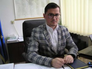 ing. Andrei Enache, director al S.G.A. Maramureș